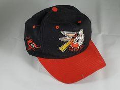 82dea130337 Vintage Baltimore Orioles Bugs Bunny MLB Baseball Cap Black Orange One Size  1993  Universal