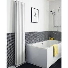 GroB Design Heizkörper 2 Lagig Vertikal Heizung Weiß Heizkörper Badezimmer