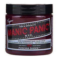 - Fuschia Shock® Classic Cream Formula #HCR11013