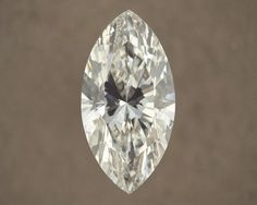 NATURAL MQ SHAPE CERTIFIED SINGLE DIAMOND OF 0.12 CTS SI1 CLARITY NO RESERVE  #Aartidiamonds