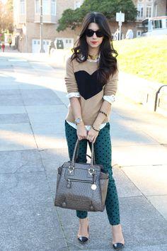 I want those pants!!