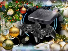 WIFI Video Game Console Support 4 Player Built-in 3000+games