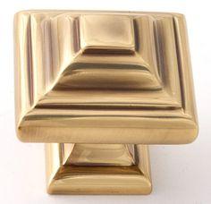 Geometric Novelty Knob
