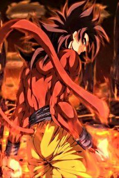 Watch anime online in English. You can watch free series and movies online and English subtitle Dbz, Goku Y Vegeta, Dragon Ball Z, Art Manga, Anime Art, Kuroko, Gogeta Ss4, Kid Buu, Super Saiyan 4 Goku