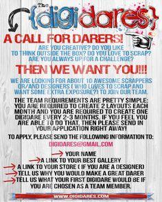 A most exciting Call!! - Forum :: Oscraps.com http://ozone.oscraps.com/forum/showthread.php?t=28509