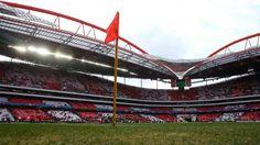 Platz 10: Estadio da Luz (Benfica Lissabon) - Zuschauerschnitt: 54.372 - Getty Images