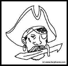 Free Printable Pirate Ship Coloring PagesKidsfreecoloring.Net   Free Download Kids Coloring Printable