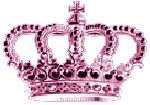 of course, my crown in pink! Queen Of Everything, Queen Bees, Crown, Pink, Beautiful, Jewelry, Style, Fashion, Swag