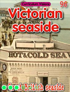 Visit the seaside in Victorian times with this visual information book, full of pictures and facts