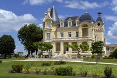 CHATEAU GRAND BARRAIL HOTEL AND SPA #jhc #bordeaux #hotel #chateau