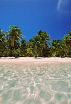My next destination! Roatan, an island off the coast of Honduras on the Caribean