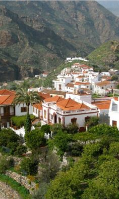FATAGA. Gran Canaria, Spain http://www.travelandtransitions.com/destinations/destination-advice/europe/outdoor-adventure-gran-canaria/