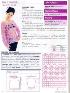 Crochetemoda: Novembro 2015