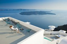 Grace Santorini Named Greece's 'Leading Luxury Boutique Hotel' in World Travel Awards