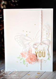 Beautifully CAS! by girl3boys0 - Cards and Paper Crafts at Splitcoaststampers