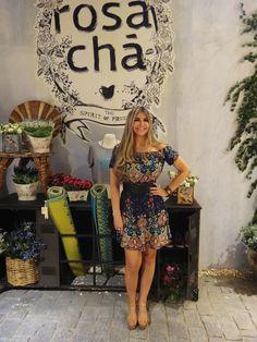 Blog da Patty: Lançamento da Coleção Shades of Blue da Rosa Chá