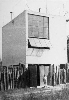 Juan O'Gorman, Casa para Edmundo O'Gorman