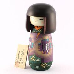 KOKESHI DOLL Yosooi (L) (K12-3856)