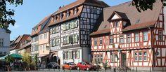 Groß-Umstadt – die Odenwälder Weininsel