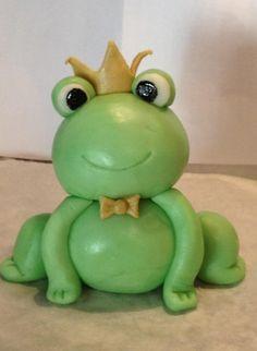 Fondant Frog                                                       …