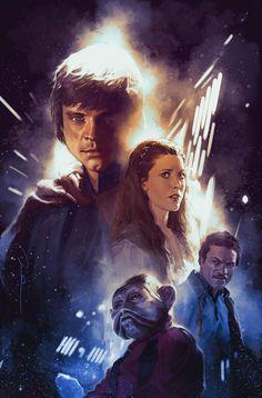 Always Star Wars, mystarwars:   Star Wars Shattered Empire   by...