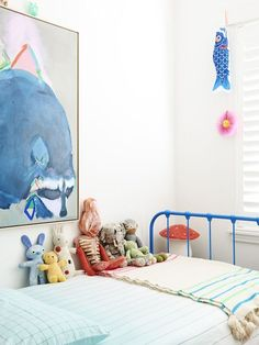 beautiful kids room...home of miranda skoczek...
