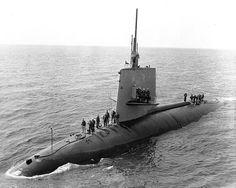 El 22 de mayo 1968, el submarino nuclear USS Scorpion (SSN 589) se había perdido con todas las manos 400 millas al suroeste de las Azores
