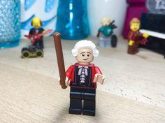 Amadeus Mozart Lego Custom Minifigure Art Gift