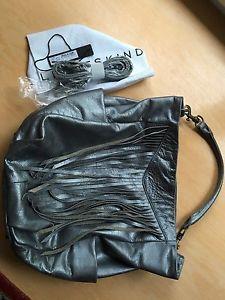 Liebeskind Tasche Hobo Shopper, , echtes Leder - wie Neu - Jay Fringe | eBay