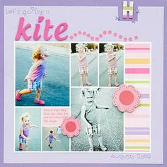 Fly a Kite Layout