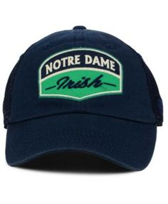 f1edf09ea1052 Top of the World Notre Dame Fighting Irish Society Adjustable Cap   Reviews  - Sports Fan Shop By Lids - Men - Macy s