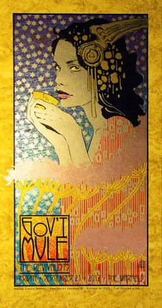 govt mule posters - Google Search
