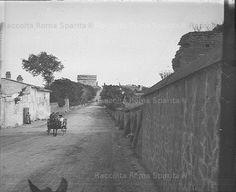 Via Appia Antica e Tomba Cecilia Metella Anno: 1910 ca.