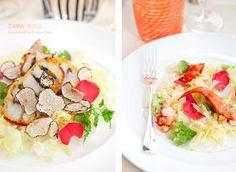 La Terrazza Grand Hotel Tremezzo - il menù curato dal Maestro Gualtiero Marchesi (scallops and lobster) ©annafracassi