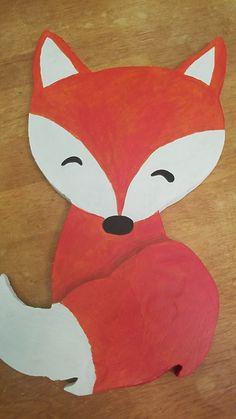 Cute fox door hanger Classroom Door Signs, Classroom Themes, Classroom Organization, Fox Crafts, Decor Crafts, Panda Activities, Cafeteria Bulletin Boards, Preschool Decorations, School Doors