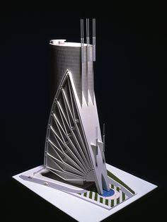 Ela Tower Project|Projects|Shin Takamatsu Architect & Associates Co,. Maquette Architecture, Architecture Panel, Architecture Visualization, Commercial Architecture, Architecture Portfolio, Concept Architecture, Futuristic Architecture, Amazing Architecture, Architecture Details