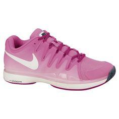 Nike Maria Sharapova Zoom Vapor 9.5 Tour Mujer pink/rosa/blanco