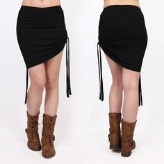 \Feïkäa\ skirt, Black