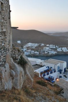 """"""" <3 """" Astypalaia from the castle ...<3"""