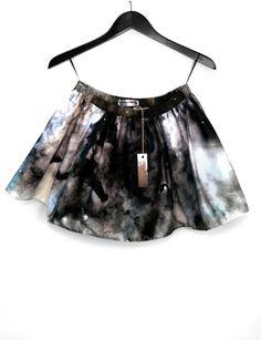 CN4 Carina Nebula Hubble Space Skirt
