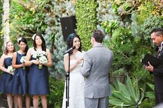 Smog Shoppe Wedding; Photography by Adrienne Gunde; Planning and Florals by All You Need is Love Events