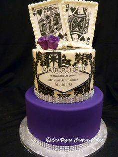 Gourmet Wedding Cakes | Las Vegas Custom Cakes