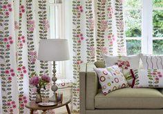 Jane Churchill #Fabrics & #Wallpapers