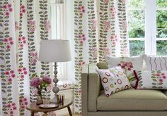jane churchill.... one of my all time favorite textile designers. Sarah I just love the fabric.