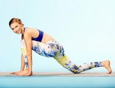 Post-Run Stretches: Low Lunge Stretch