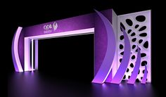 QDB on Behance Stage Backdrop Design, Stage Set Design, Entrance Design, Gate Design, Event Design, Concert Stage Design, Exhibition Stall Design, Signage Display, Led Display Screen