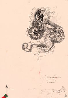 ~ The Underneath ~  (in progress) by A R I J M O K A , via Behance