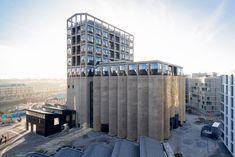 Heatherwick reveals Zeitz MOCAA art galleries in Cape Town grain silo