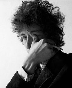 Bob Dylan, Thumb And Eye,  1965 Jerry Schatzberg