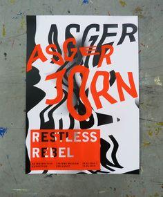 Typography // poster // source:  bimbaam
